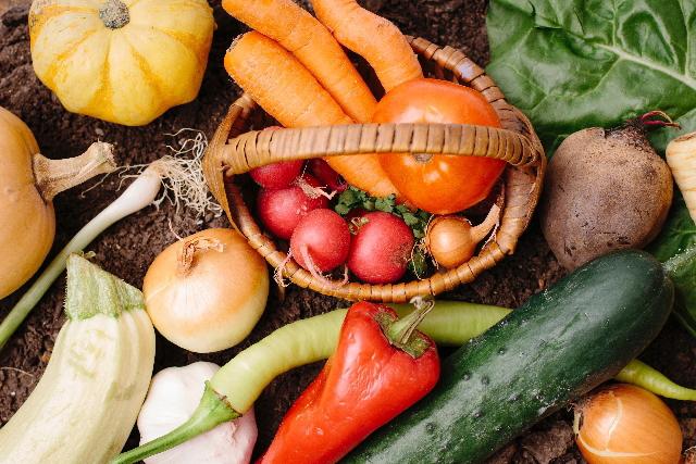 米、野菜、果物、全部タダでもらえる!