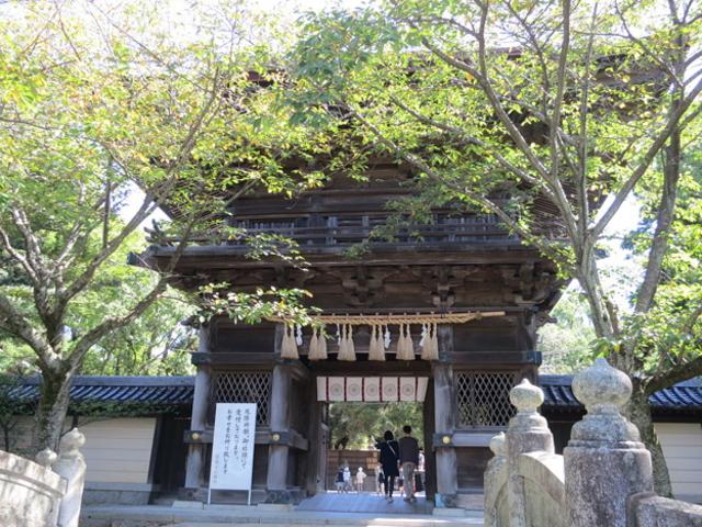 香椎宮鶏石神社