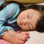 子供と睡眠の関係 寝る子は育つは本当なのか?